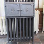antieke bordenwarmer 17 d