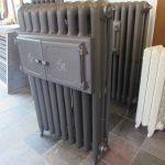 antieke bordenwarmer 17 e