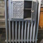 antieke bordenwarmer 22 a