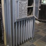 antieke bordenwarmer 22 b