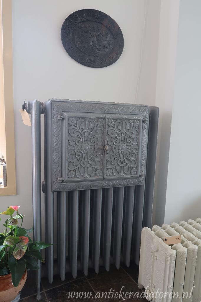 antieke bordenwarmer 22 f