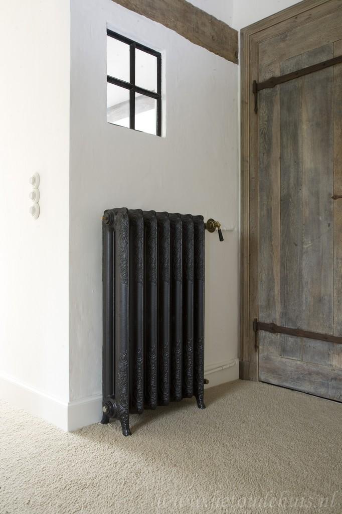 geplaatste gietijzeren radiator 20 a