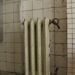 geplaatste gietijzeren radiator 50 a