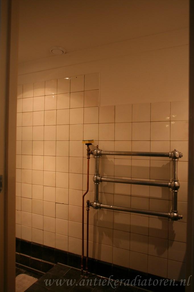 geplaatste gietijzeren radiator 92 a