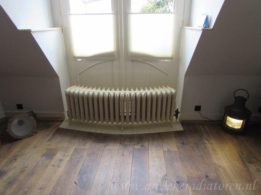 geplaatste gietijzeren radiator 94 d