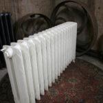 oude bewerkte radiator 106 b