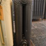 oude bewerkte radiator 114 a