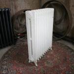 oude bewerkte radiator 117 c