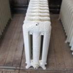 oude bewerkte radiator 122 c