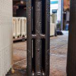 oude bewerkte radiator 142 a