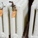 oude bewerkte radiator 160 b