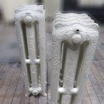 oude bewerkte radiator 164 165 c