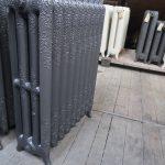 oude bewerkte radiator 188 a