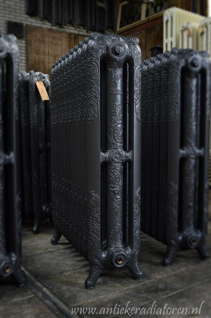 oude bewerkte radiator 200 b