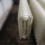 oude bewerkte radiator 27 a