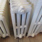 oude bewerkte radiator 42 b