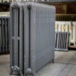 oude bewerkte radiator 46 a