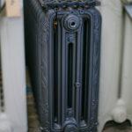 oude bewerkte radiator 48 b