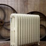 oude bewerkte radiator 62