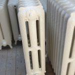 oude bewerkte radiator 79