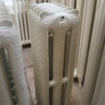 oude bewerkte radiator 79 b