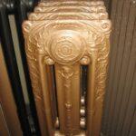 oude bewerkte radiator 81 a