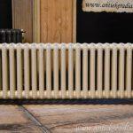 oude bewerkte radiator 86 d
