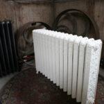 speciale gietijzeren radiator 129 b