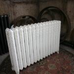 speciale gietijzeren radiator 129 h