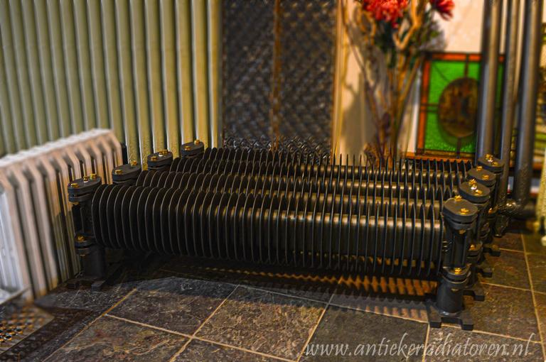 speciale gietijzeren radiator 14 c