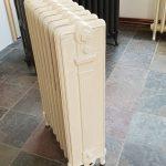 speciale gietijzeren radiator 8