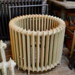 speciale gietijzeren radiator 83