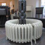 speciale gietijzeren radiator 86