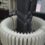 speciale gietijzeren radiator 86 n