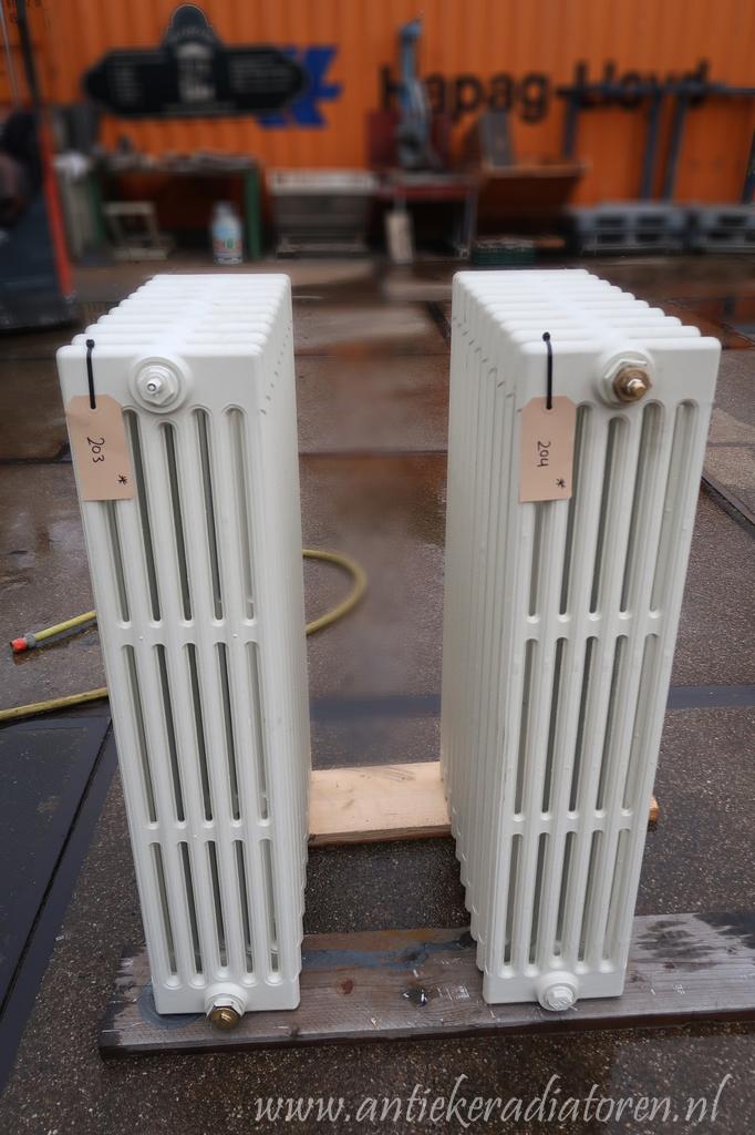spijl radiator 204 a