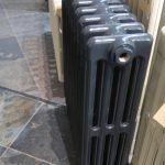 spijl radiator losse pootjes