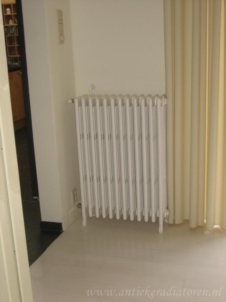 geplaatste gietijzeren radiator 12 a