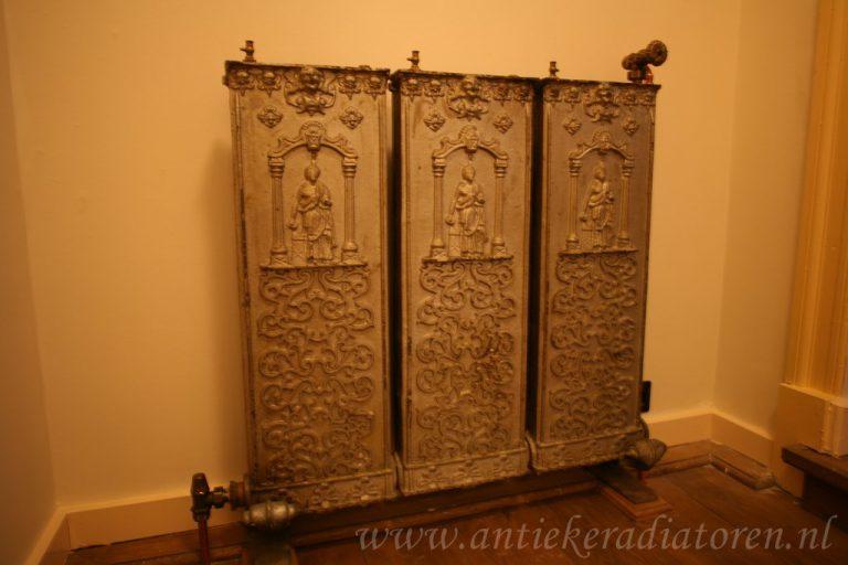 geplaatste gietijzeren radiator 88 b