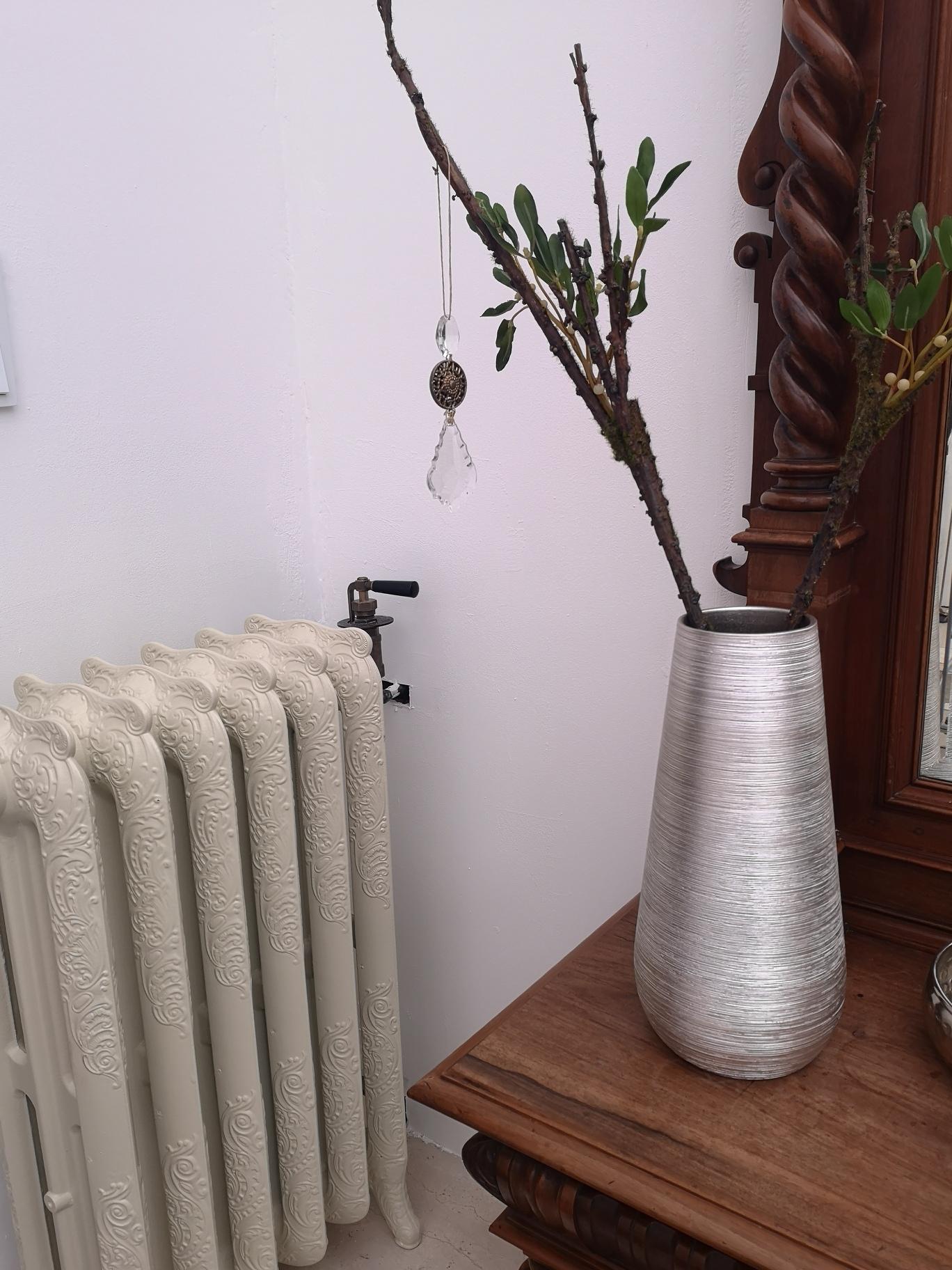 geplaatste gietijzeren radiator 129 a