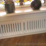 geplaatste gietijzeren radiator 32