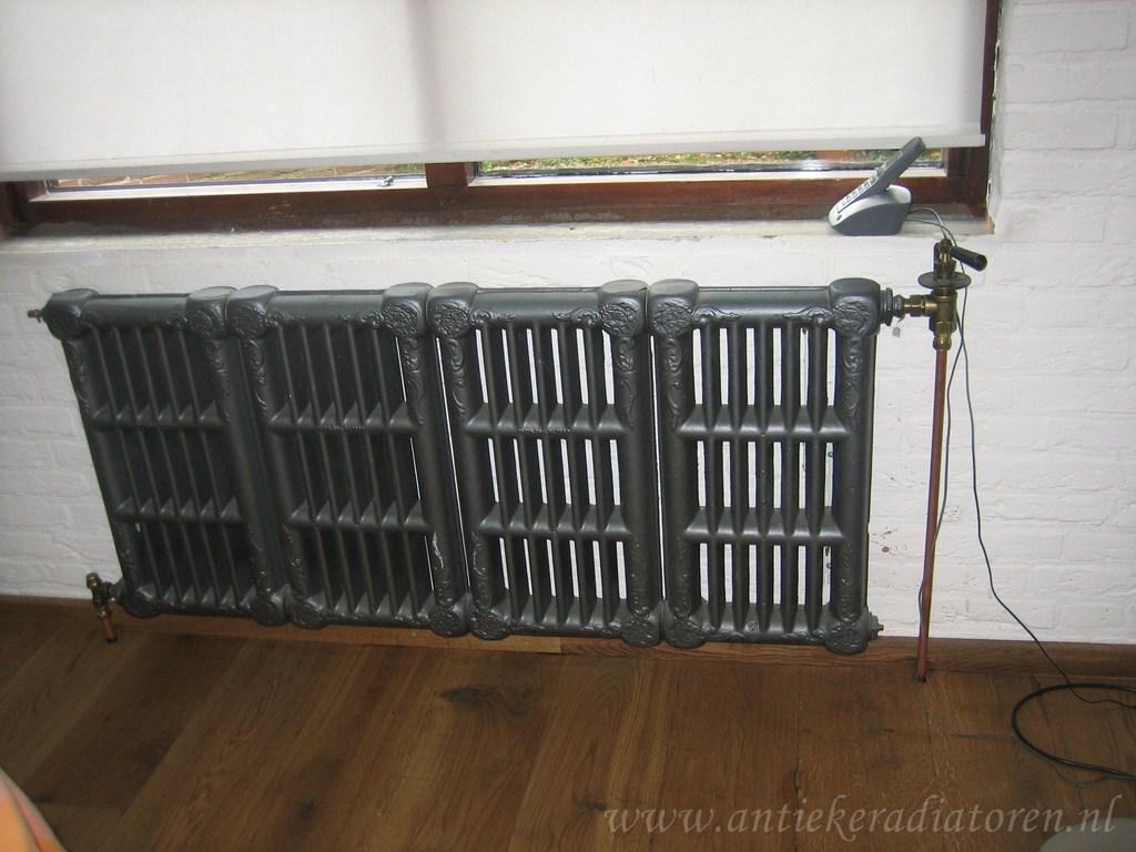 geplaatste gietijzeren radiator 60 a