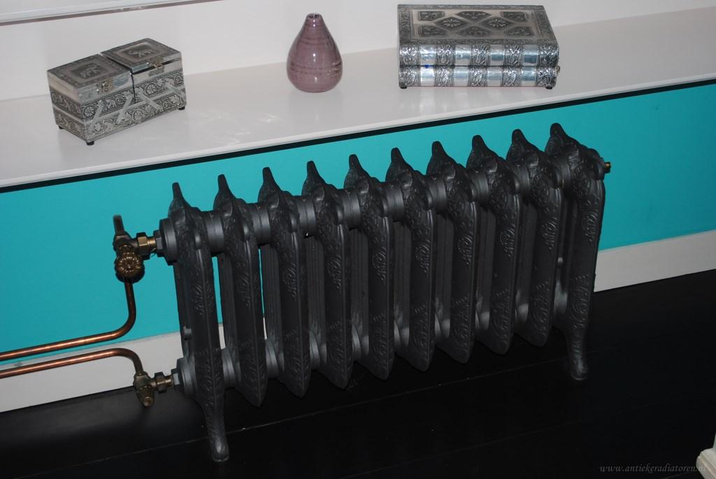 geplaatste gietijzeren radiator 68 c