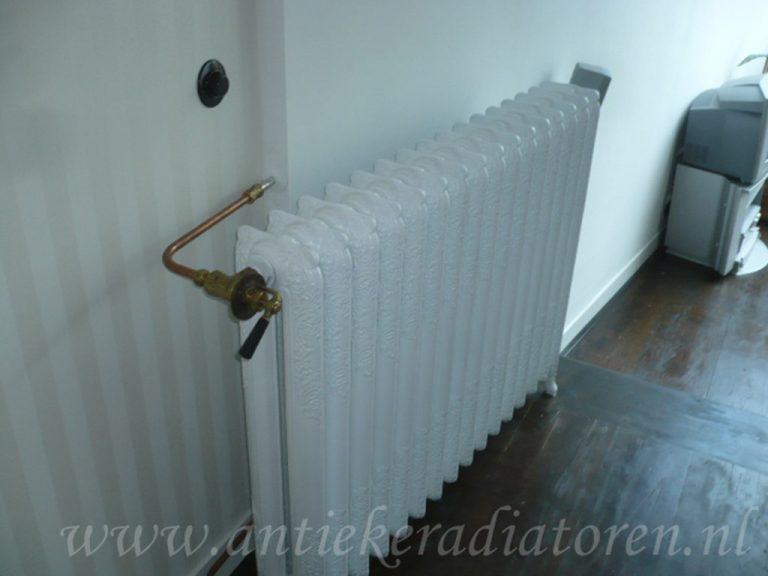 geplaatste gietijzeren radiator 70 a
