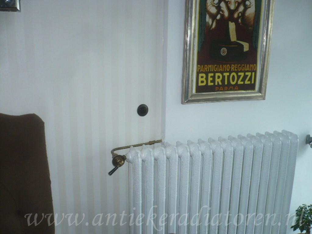 geplaatste gietijzeren radiator 70 c