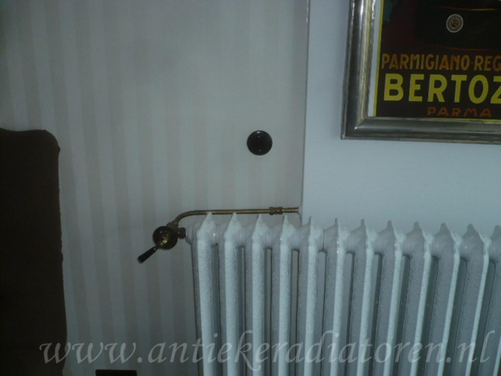 geplaatste gietijzeren radiator 70 d