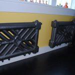 geplaatste gietijzeren radiator 79 a