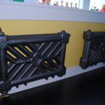 geplaatste gietijzeren radiator 79 b