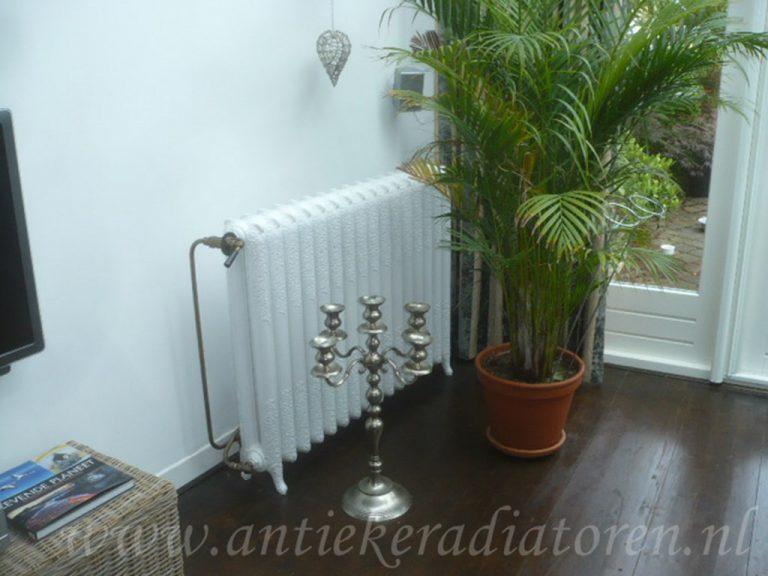 geplaatste gietijzeren radiator 83