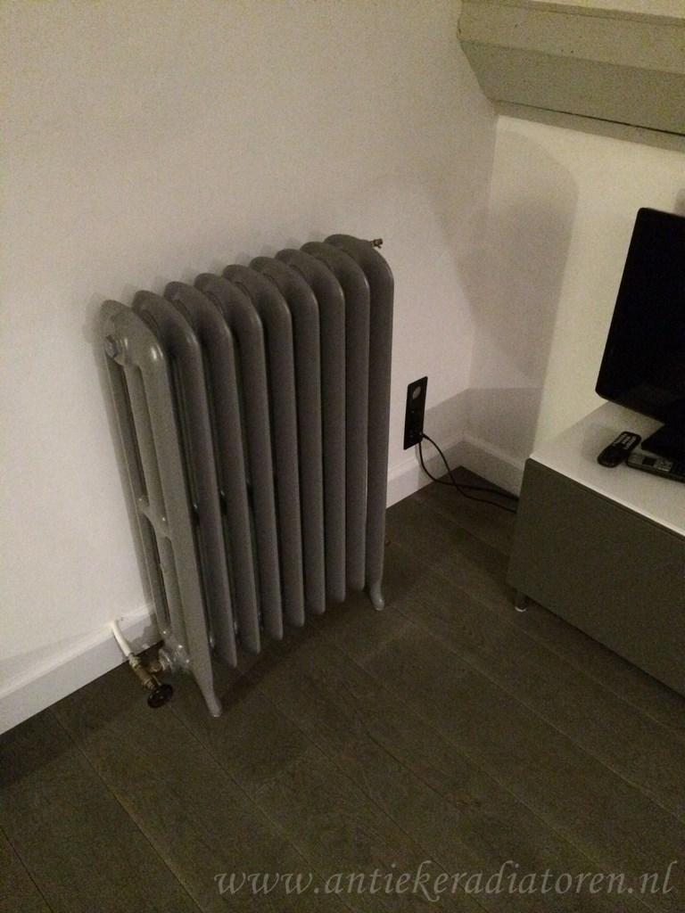 geplaatste gietijzeren radiator 86 a
