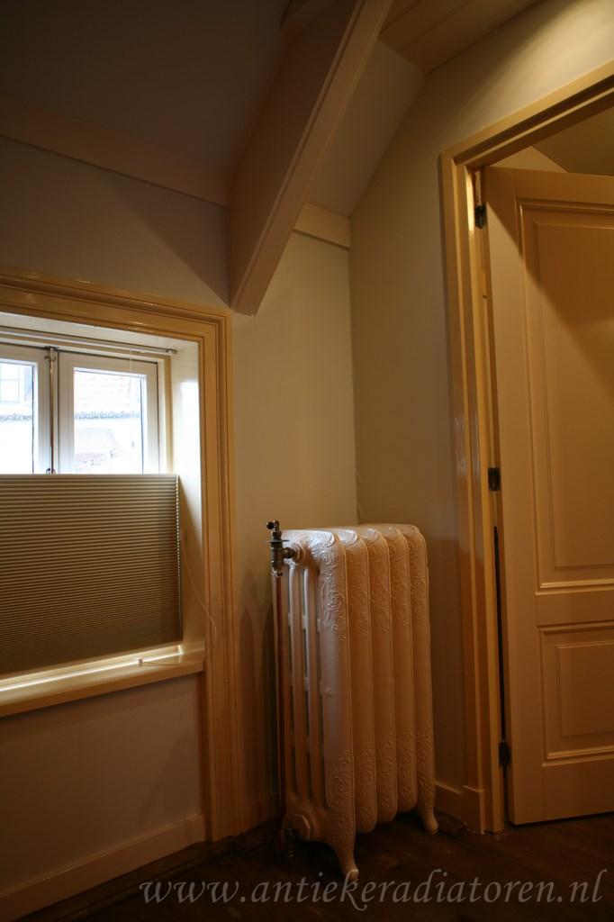 geplaatste gietijzeren radiator 89